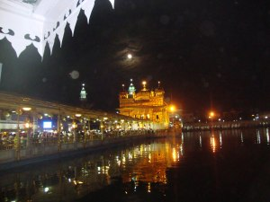 way to harmandir sahib